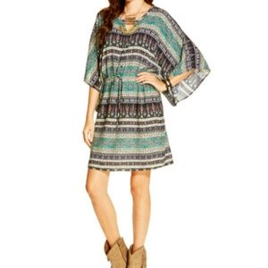 Ariat Irene Dress Size Large Southwestern Inspired